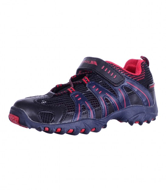 Літні кросівки Trespass black