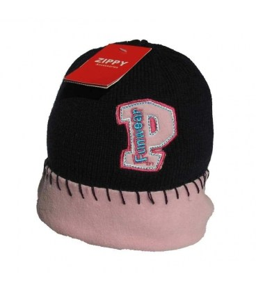 Демисезонная шапочка ZIPPY
