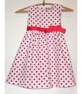 Платье Burberry red