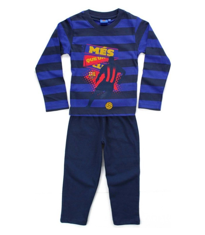 Пижама FC Barcelona navy
