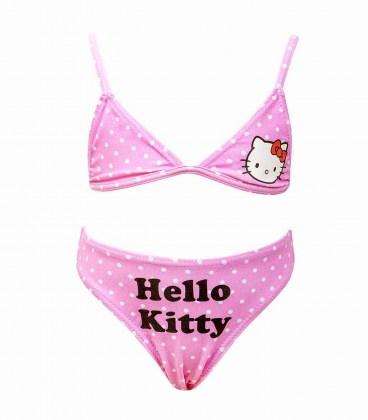 Купальник Hello Kitty pink