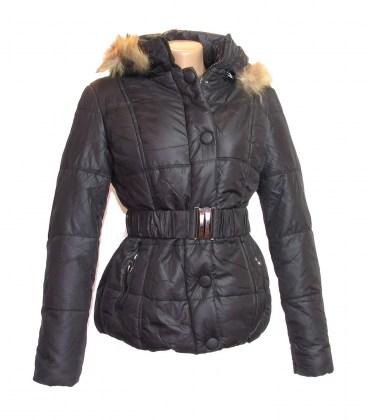 Куртка Foglie Rosse black