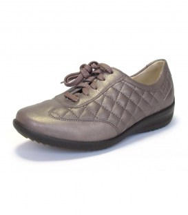 Шкіряні черевики Waldlaufer bronz