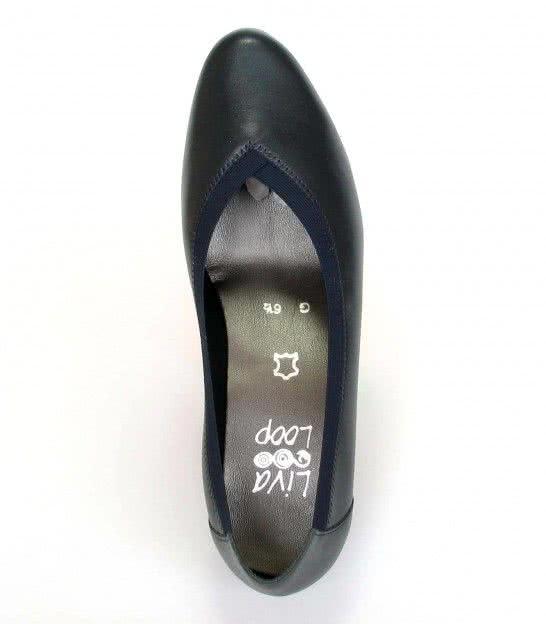 Кожаные туфли Liva Loop