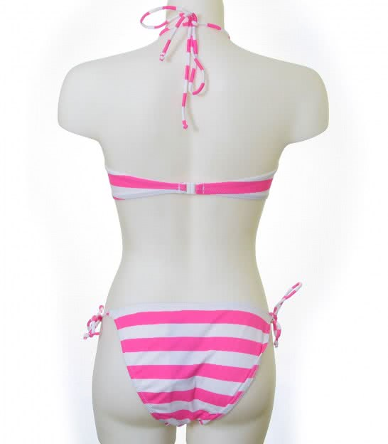 Купальник бандо Kiabi pink