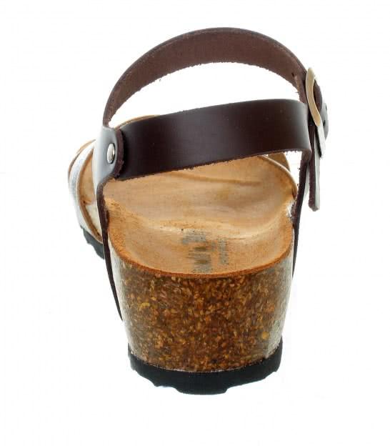 Кожаные босоножки Bellini alhoa marrone