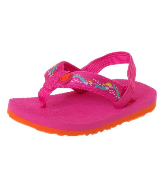 В'єтнамки - сандалі Teva pink
