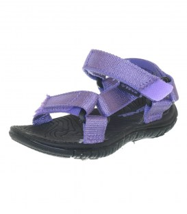 Сандалии аквашузы Teva Purple Metalic