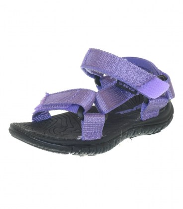 Сандалии аквашузы Teva Purple Metalic