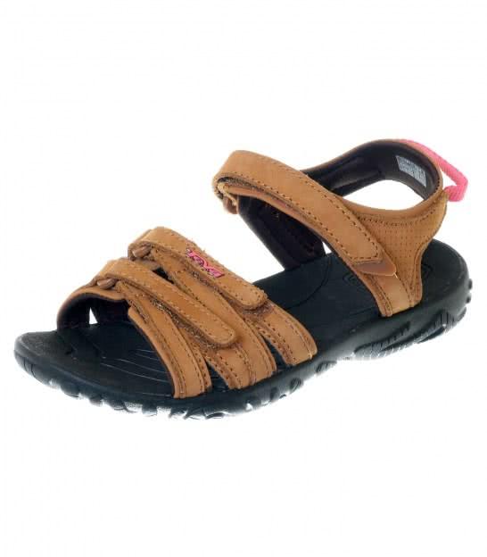 Кожаные сандалии Teva Tan