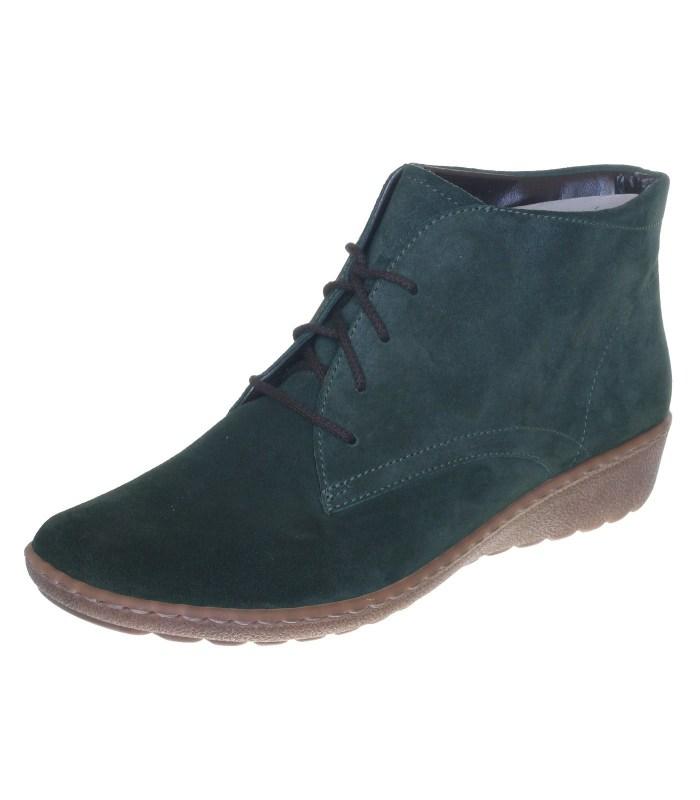 Замшевые ботинки Jenny by ARA