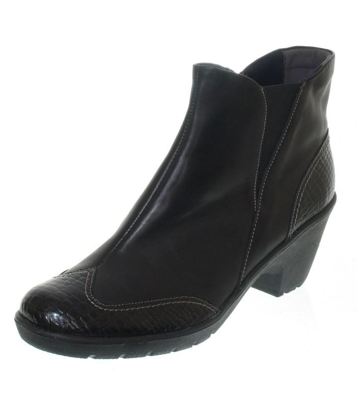 Кожаные ботинки Suave