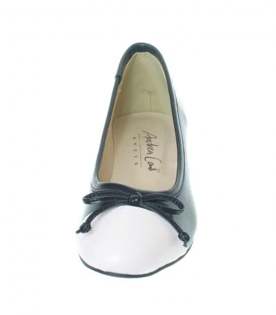 Шкіряні туфлі Andrea Conti
