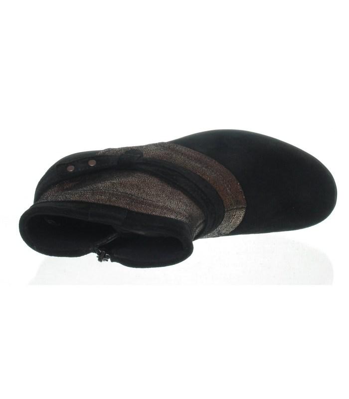 Замшевые ботинки Aco