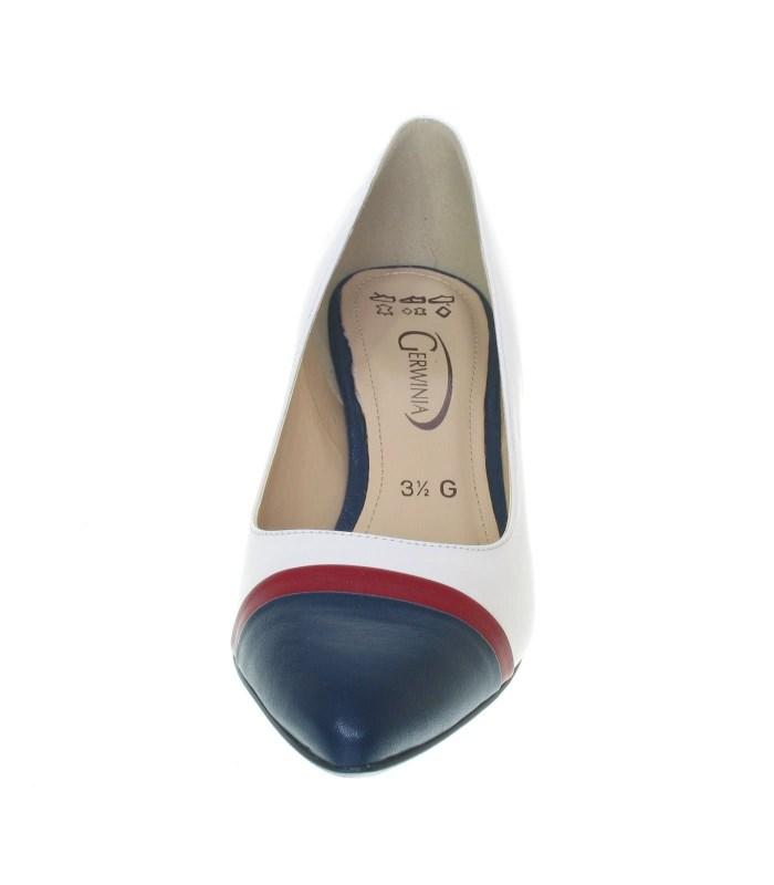 Шкіряні туфлі Gerwinia