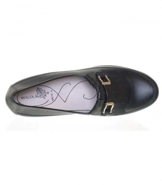 Кожаные туфли Waldlaufer