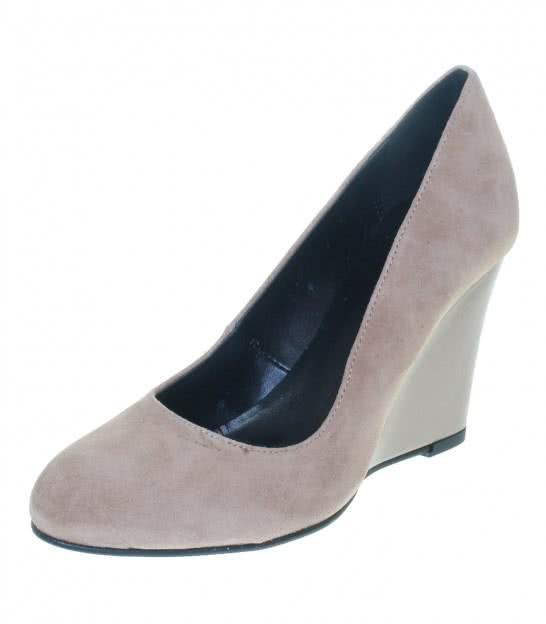 Замшевые туфли Christian Giusfredi