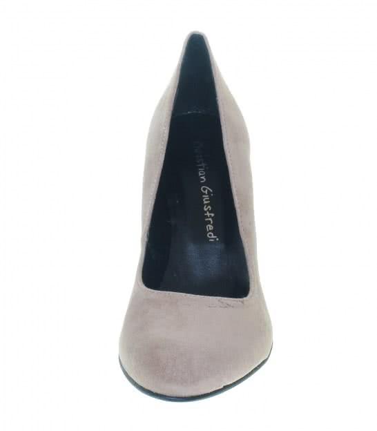 Замшеві туфлі Christian Giusfredi