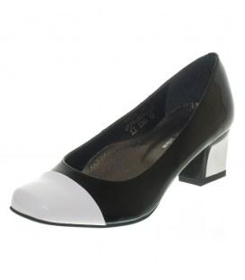 Шкіряні туфлі Pia fashion