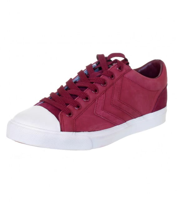 Кеды Hummel Baseline Court Leather