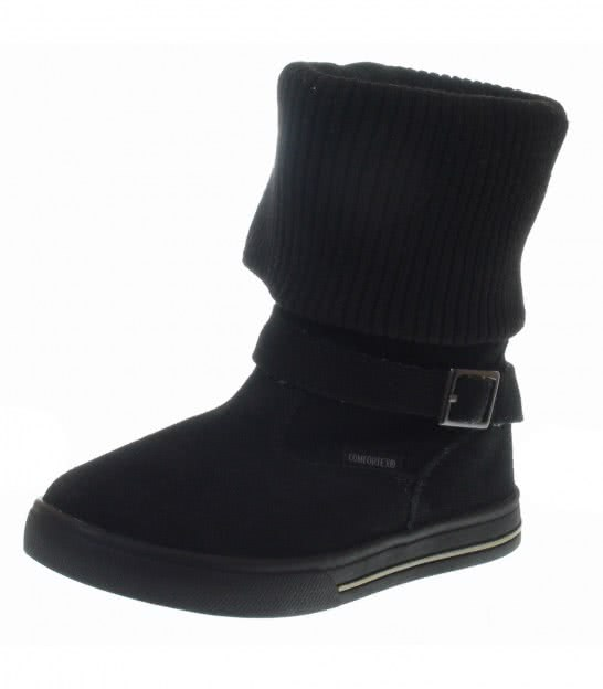 Замшеві термо чобітки Lico