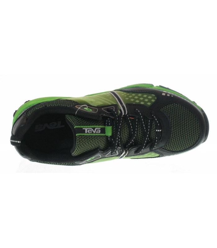 Кожаные кроссовки Teva