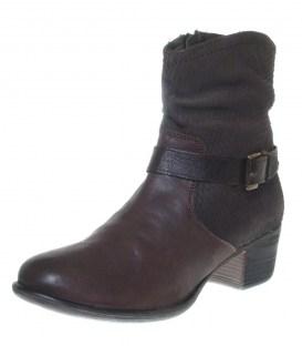 Кожаные ботинки Emma
