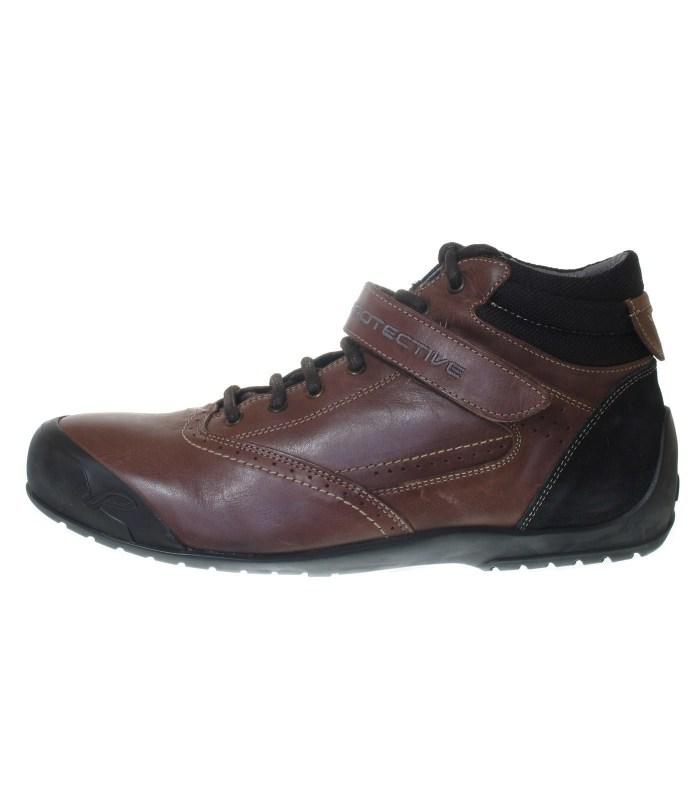 Кожаные ботинки Protective