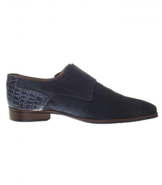 Кожаные туфли Nebulus