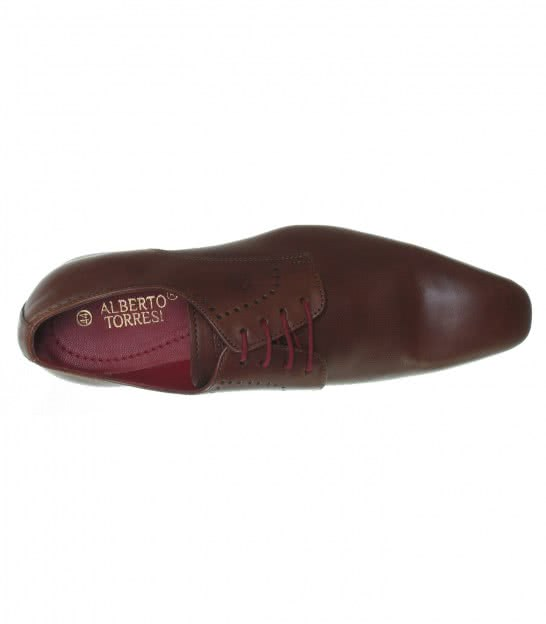 Кожаные туфли Alberto Torresi Derby