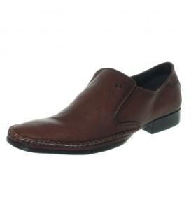 Кожаные туфли Alberto Torresi lofers style