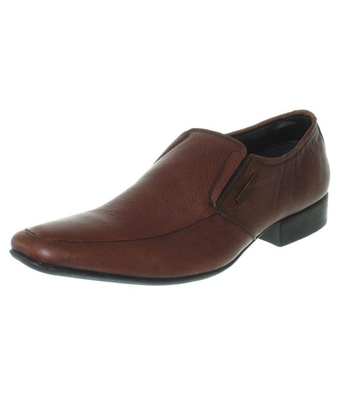 Кожаные туфли Alberto Torresi lolfer