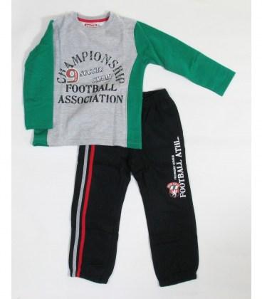Спортивний костюм Energiers grey