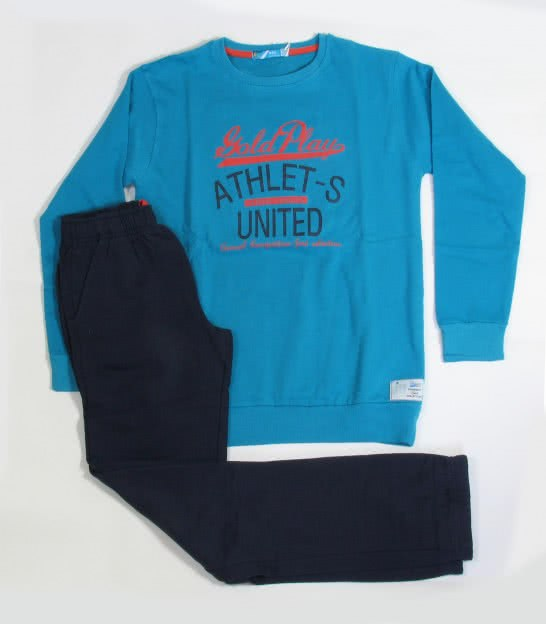 Спортивный костюм In Time blue