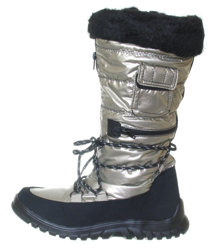 Зимние сапоги Anna Field Snow Boots Silver