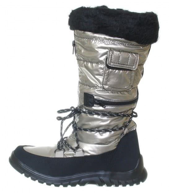 Зимові чоботи Anna Field Snow Boots Silver