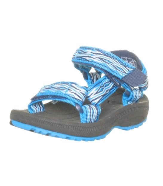 Сандалии аквашузы Teva Waves blue