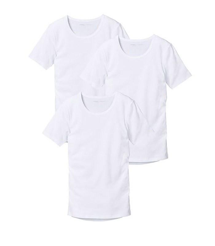 Комплект футболок Livergy white