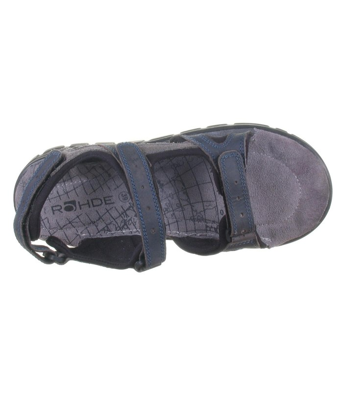 Кожаные сандалии Rohde