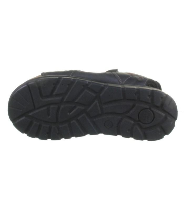 Кожаные сандалии Rohde black