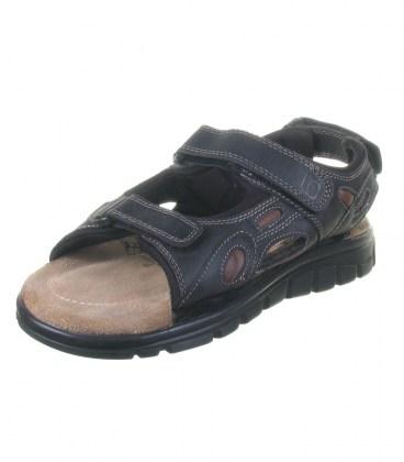 Шкіряні сандалі Rohde black