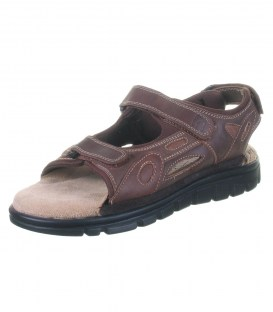Кожаные сандалии Rohde brown