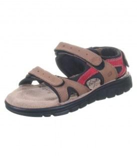 Кожаные сандалии Rohde mix
