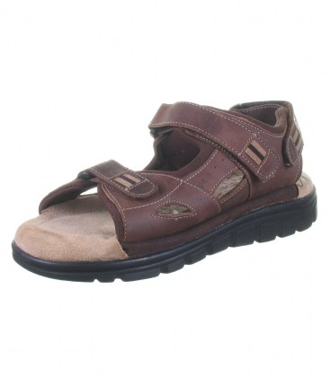 Кожаные сандалии Rohde strip