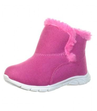 Зимние сапоги CRB pink