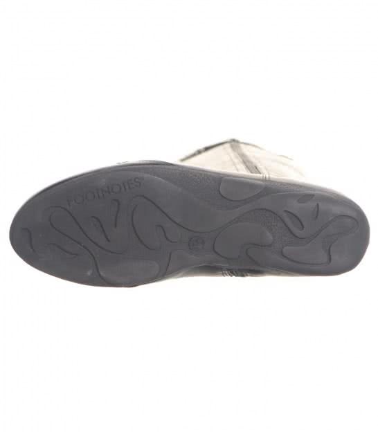 Шкіряні чоботи Footnotes black G