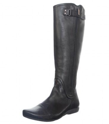 Шкіряні чоботи Footnotes black H