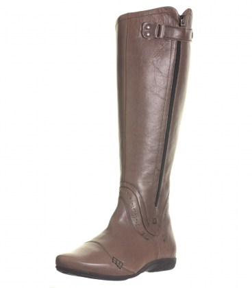 Шкіряні чоботи Footnotes britt  H