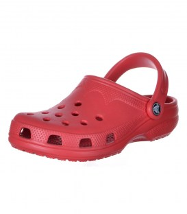 Сабо Crocs roomy fit red