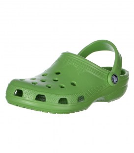 Сабо Crocs roomy fit green